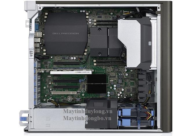 Dell WorkStation T3610/ Xeon E5-2643v2, VGA Radeon RX 580 8GR5, SSD 120Gb, Dram3 16Gb, HDD 500G