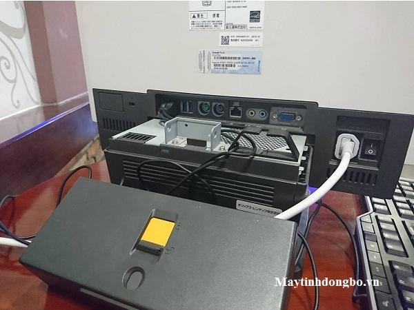 All in one K552c/ Core-i5 2520/ Dram3 2G/ HDD 250Gb/ Màn hình 19inch Wide