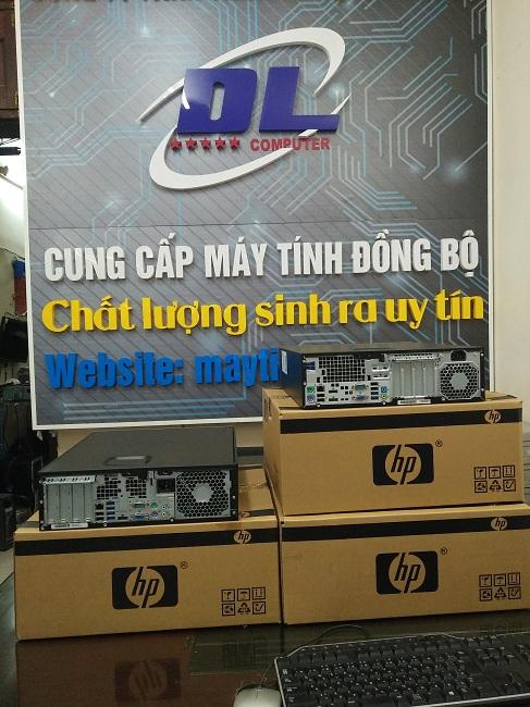 Hp 6300 Pro thế hệ 3/ Core-i3 2120, Dram3 4Gb/ HDD 250Gb, có USB 3.0