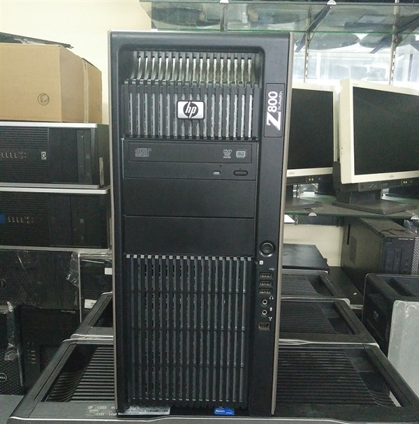 Hp WorkStation Z800/ Xeon X5675, VGA Quadro K4000, Dram3 32Gb, SSD 240Gb + HDD 1Tb