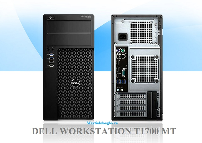 Dell WorkStation T1700 MT/ Core i7 4770s, Dram3 8Gb, SSD 128Gb+HDD 500Gb, VGA Quadro 2000