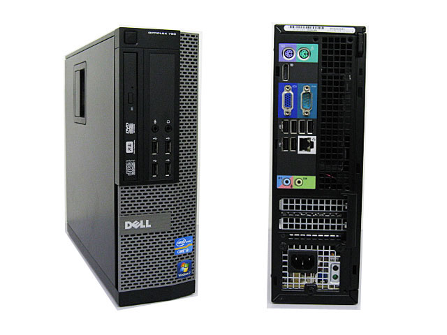 Dell Optiplex 790 SFF/ Intel co-i5 2400/ Dram3 4Ghz/ HDD 250Gb