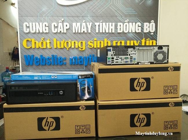 Hp Elitedesk 800 G1/ intel Core i5 4570, Dram3 4Gb, HDD 500Gb Cấu hình Vip giá rẻ