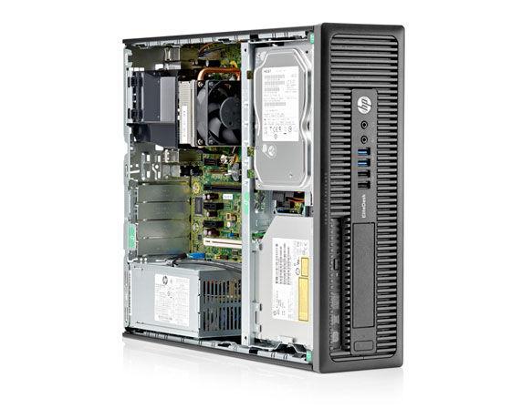 Hp Elitedesk 800 g1/ intel Core i5 4570, Dram3 4Gb, ổ cứng 500Gb cấu hình cao