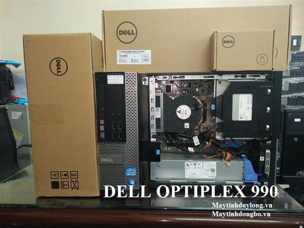 Máy đồng bộ Dell 990 core-i7 mạnh mẽ và chất lượng, chúng tôi cung