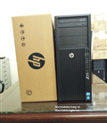 Hp Z420 WorkStation/ Xeon E5-1620/ Dram3 16Gb Ecc/ SSD 120Gb+HDD 1Tb/ VGA Quadro 600
