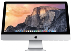 Apple iMac, A1312 màn hình Full HD 27inchs, core-i5, Dram 8Gb, HDD 1T
