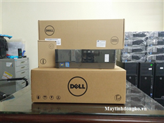 Dell Optiplex 3020, Core i7 4770, SSD 120G, Dram3 8Gb, HDD 500Gb đồ họa 3Ds