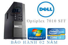 Dell Optiplex 7010 sff / Core-i7 3770, VGA K620 2Gb, SSD 120G, Dram3 16Gb, HD 500G