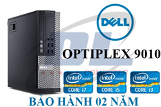 Dell Optiplex 9010 sff/ Core-i7 3770, VGA Quadro 600, Dram3 8Gb, SSD 120G, HDD 500G đồ họa rẻ