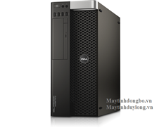 Dell WorkStation T7810/ 2 Chíp E5-2678v3, VGA K5000 4GR5, Dram4 32Gb, SSD 240G + HDD 1Tb