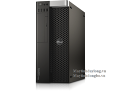 Dell WorkStation T7810/ 2 Xeon E5-2620v3, VGA K2200 4GR5, SSD 240G+HD 1T, DDram4 32Gb đồ họa Game