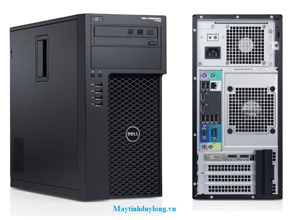 Dell WorkStation T1700 MT/ Core i7 4790, Dram3 8Gb, SSD 120G + HDD 500Gb cấu hình mạnh