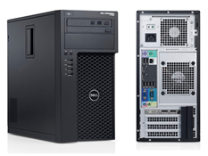 Dell WorkStation T1700 MT/ Core i7 4770s, VGA K2000 2GR5, Dram3 8Gb, SSD 120G + HDD 500G