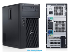 Dell WorkStation T1700 MT/ Core i7 4770s, VGA 1050Ti 4GDR5, DRam3 8G, SSD 240G+HDD 1Tb