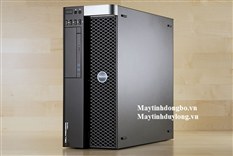 Dell WorkStation T3610/ Xeon E5-1650v2, VGA GTX1060 3GR5, SSD 120Gb, Dram3 16Gb, HDD 500G