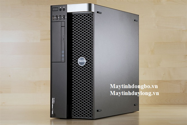 Dell WorkStation T3610/ Xeon E5-2650v2, VGA K620 2Gb, SSD 120Gb, Dram3 16Gb, HDD 500G