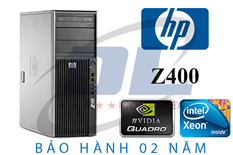 Hp Workstation Z400 Xeon E5620, VGA MSI R7730-2GD5 128bit, Dram3 4Gb, HDD 500Gb