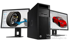 HP WorkStation Z440/ Xeon E5-2673v3, VGA RX580 8GR5, DDram4 16Gb, SSD 240Gb dựng phim game