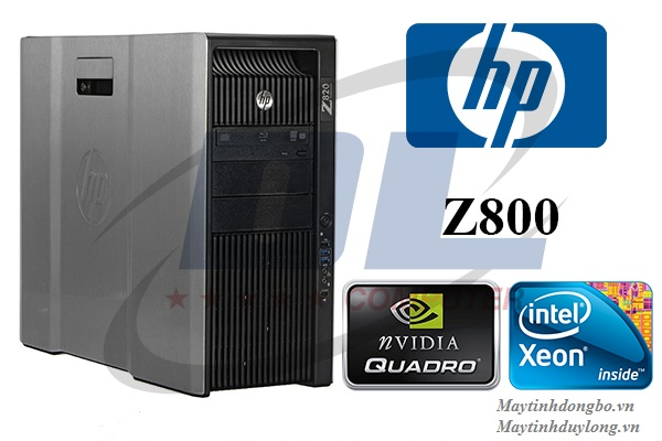 HP Workstation z800/ Xeon X5670, VGA RX570 8GR5, SSD 240G, DDram 32Gb, HDD 500G