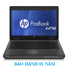 Laptop Hp ProBook 6470b/ Intel co i5-3320M/ Dram3 4Gb/ HDD 250Gb/ màn 14inch LED
